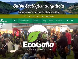 Saúde do hábitat e xeobioloxía en A Coruña, Ecogalia