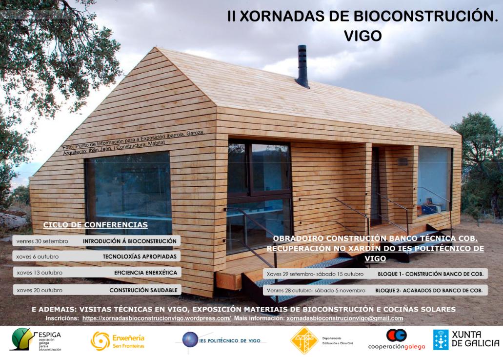 Eventos bioconstruir 2016 Vigo, Espiga