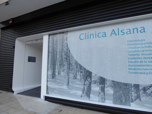 Clínica Alsana fachada