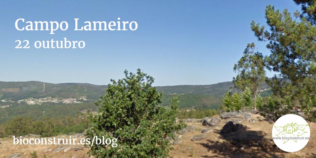O domingo 22 de outubro visitamos Campo Lameiro