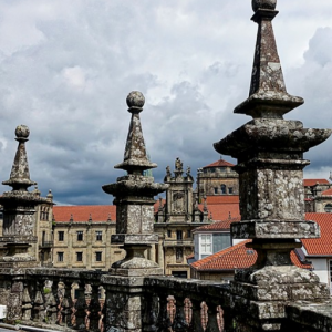15 de abril, iglesias de Santiago de Compostela