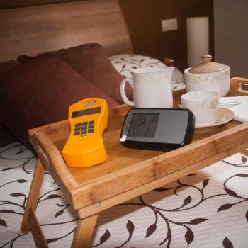 medición de gas radón galicia