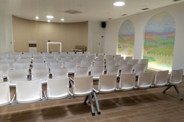 Salon de Actos Tanatorio San Martin